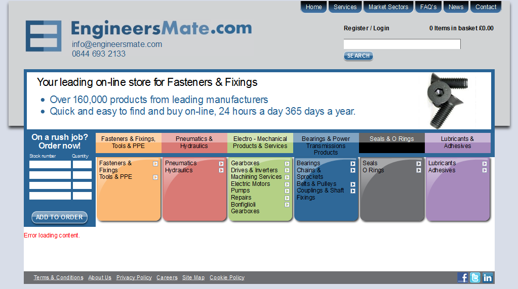Bearings, Lazy Susan Bearings, Self Aligning Bearings, Electric Motors & Single Phase Electric Motors - EngineersMate - Engineers mate sellingonlinetoday