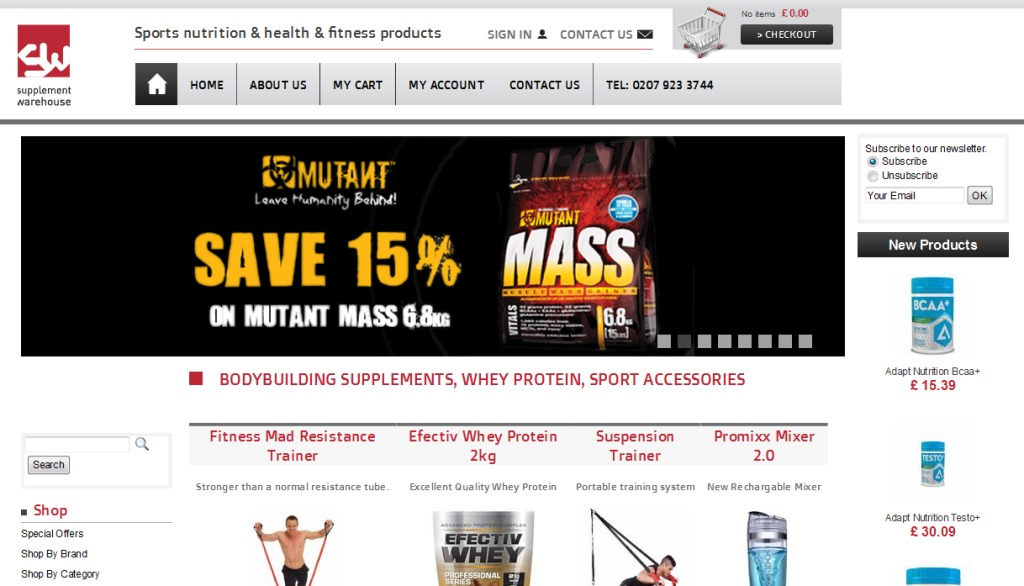 Bodybuilding Supplements & Whey Protein - Supplement Warehouse sellingonlinetoday