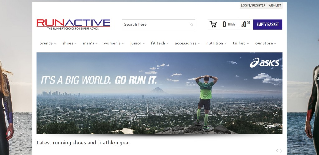 Running Shoes Running Trainers Running Clothing Run Active RunActive
