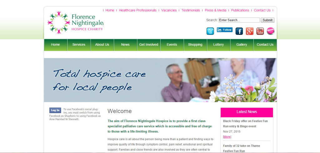 florence nightinggale hospice
